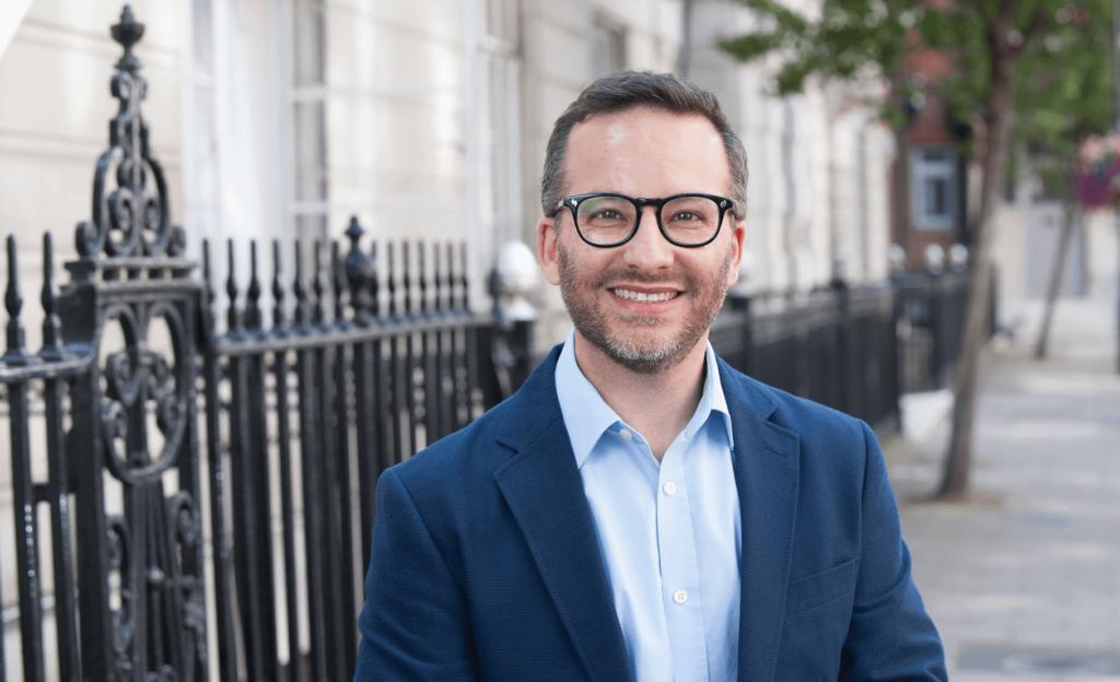 Hypnotherapist in London Jason Demant