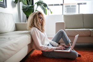Therapy from home online