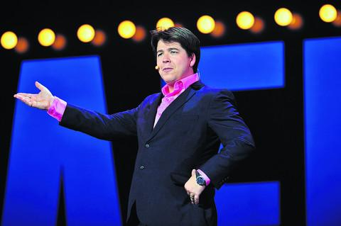 Michael Mcintyre hypnotherapy London