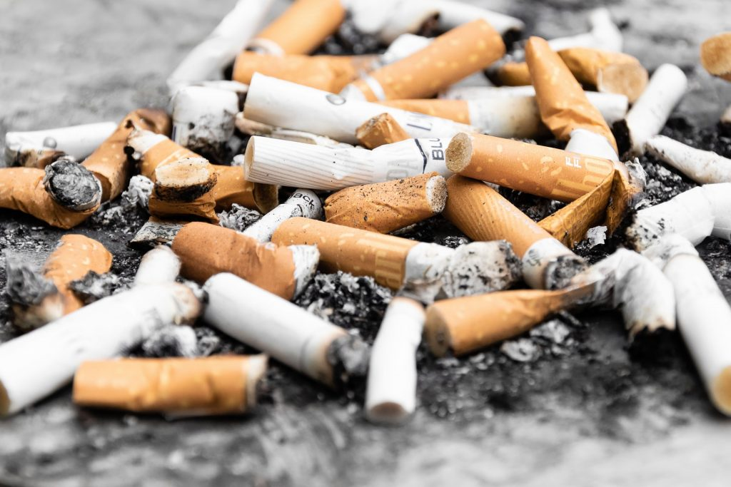 Quit Smoking Timeline hypnotherapy